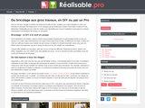 Le site du DIY Réalisable Pro